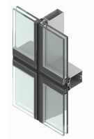 Silicone Curtain Wall System
